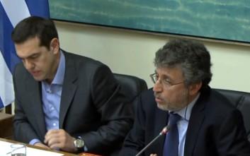 Η εισήγηση Τσίπρα στην Επιτροπή για τη Συνταγματική Αναθεώρηση