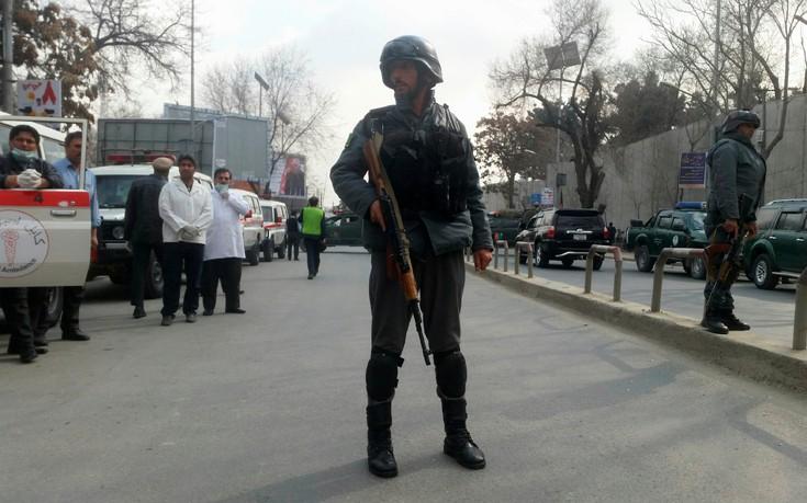 Εισβολή ενόπλων στην κρατική τηλεόραση του Αφγανιστάν