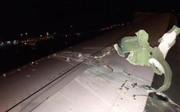 Σύγκρουση αεροπλάνων στο έδαφος στο αεροδρόμιο της Σιγκαπούρης