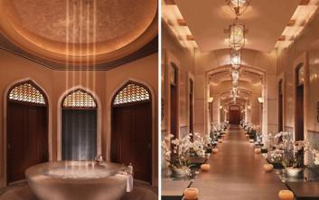 Ξενοδοχείο στο Ντουμπάι πάνω σε τεχνητό νησί με διαμονή που κοστίζει 28.000 ευρώ