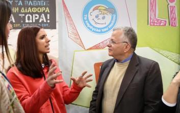 Στη μάχη κατά του bullying η Ολυμπιονίκης Κατερίνα Στεφανίδη