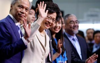 Η εκλεκτή του Πεκίνου και η δύσκολη αποστολή στο Χονγκ Κονγκ