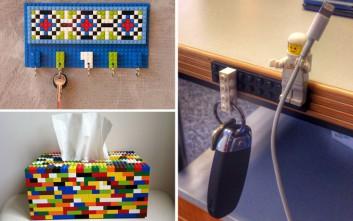 Ευφάνταστοι και εναλλακτικοί τρόποι να χρησιμοποιήσεις τα lego