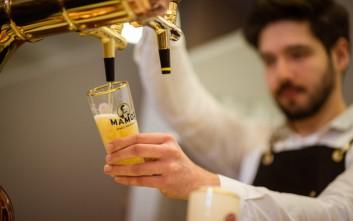 Η ιστορική μπύρα ΜΑΜΟΣ κυκλοφορεί ξανά