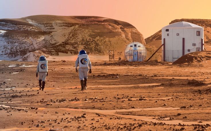 Τι θα συνέβαινε στον άνθρωπο αν μετακόμιζε στον Άρη