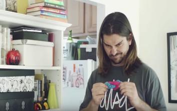 «The Longhairs», η κοινότητα για άνδρες με μακριά μαλλιά
