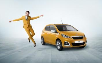 Ο Βρετανός τραγουδιστής Mika ο νέος πρεσβευτής του Peugeot 108