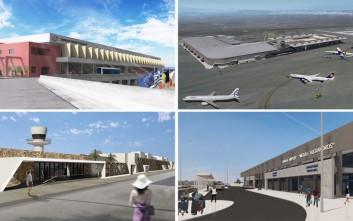 Αυτά είναι τα σχέδια της Fraport Greece για τη νέα εποχή των 14 αεροδρομίων