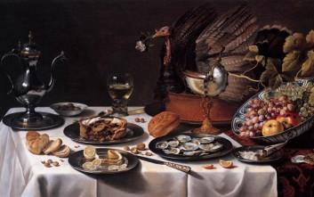 Έχετε αναρωτηθεί τι ακριβώς έτρωγαν οι άνθρωποι στον Μεσαίωνα