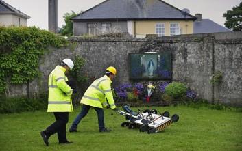 Τάφος με τα λείψανα πολλών βρεφών βρέθηκε στην Ιρλανδία