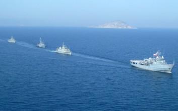Μήνυμα Γαλλίας – Κύπρου στην Τουρκία με κοινή ναυτική άσκηση