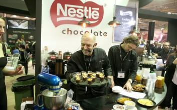 Δυναμικό «παρών» από τη Nestle Professional στην έκθεση HoReCa