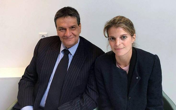 Μανθεάκης: Ο Αλβάρο θα αντιμετωπίσει μια γνήσια Ωνάση στα δικαστήρια