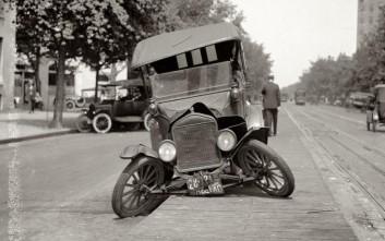 Το πρώτο θανατηφόρο τροχαίο στην Ελλάδα έγινε όταν υπήρχαν μόλις επτά αυτοκίνητα