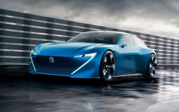 Οι εκπλήξεις της Peugeot στην έκθεση Γενεύη 2017