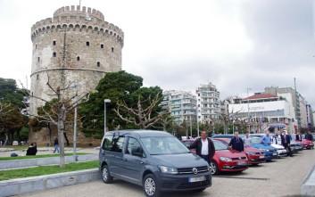 Η Volkswagen χορηγός του 12ου Διεθνούς Μαραθωνίου «Μέγας Αλέξανδρος»