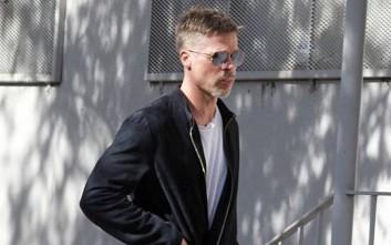 Φανερά αδυνατισμένος ο Brad Pitt λίγους μήνες μετά το χωρισμό
