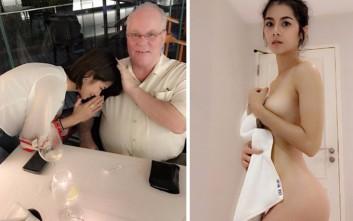 Πορνοστάρ παντρεύεται βαθύπλουτο, το μετανιώνει και επιστρέφει δυναμικά στην πορνογραφία