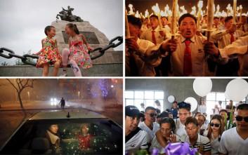 Η εκπληκτική δουλειά ενός φωτογράφου του Reuters