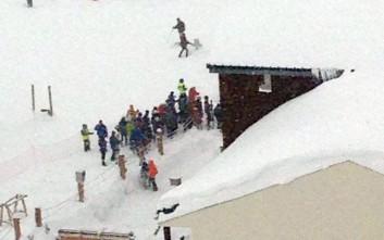 Χιονοστιβάδα στις Γαλλικές Άλπεις καταπλάκωσε σκιέρ, φόβοι για πολλούς εγκλωβισμένους