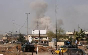 Πολύνεκρη επίθεση βομβιστή καμικάζι στην Βαγδάτη