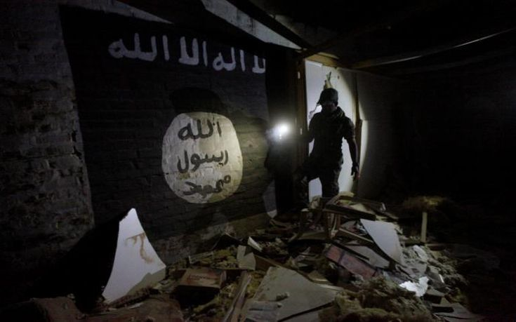 Στα άδυτα ενός κρυφού στρατοπέδου εκπαίδευσης του ISIS
