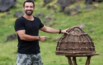 Ενθουσιασμένος στο Survivor αλλά και στα ερωτικά του δηλώνει ο Σάκης Τανιμανίδης