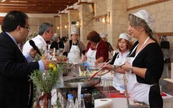 Στις 5 Μαρτίου το 5ο Φεστιβάλ Κρητικής Κουζίνας