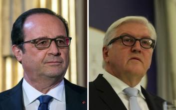 Γαλλία και Γερμανία θα προχωρήσουν «χέρι-χέρι για την Ευρώπη του μέλλοντος»