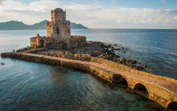 Εκδρομή στη Μεθώνη και το υπέροχο κάστρο της