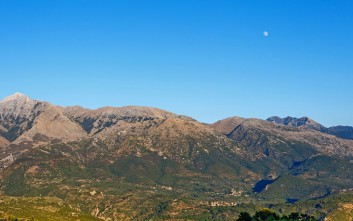 Το βουνό που πήρε το όνομά του από μία νύμφη