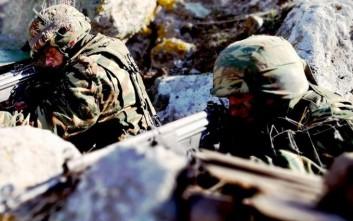 Απανωτές ασκήσεις των Δυνάμεων Άμεσης Επέμβασης του στρατού με φόντο τις τουρκικές προκλήσεις