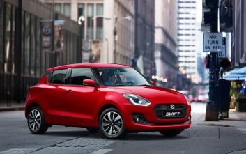 Αποκαλύφθηκε το νέο Suzuki Swift