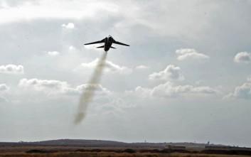 Εντόπισαν τον πιλότο του μαχητικού της Συρίας που συνετρίβη