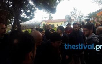«Τα άκουσε» ο Τσίπρας από γυναίκα στη Θεσσαλονίκη