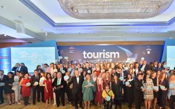 Οι πρωταθλητές του ελληνικού τουρισμού για το 2017