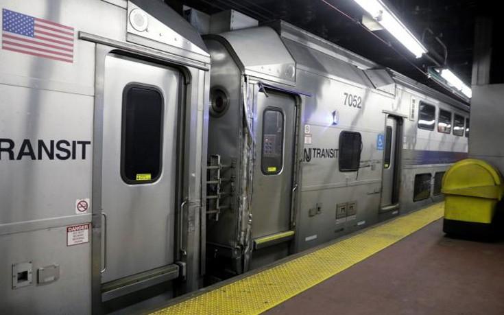 Εκτροχιασμός τρένου με τραυματίες στη Νέα Υόρκη