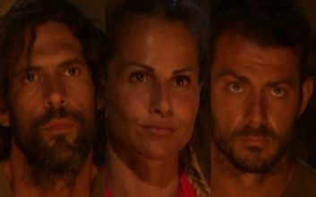 Ο Σπαλιάρας με συντριπτική πλειοψηφία υποψήφιος για αποχώρηση απ' το Survivor