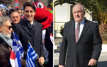 Κουίκ: Εξαιρετικές οι διακρατικές σχέσεις Ελλάδας-Καναδά