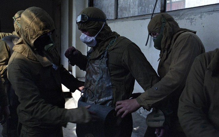 Η άγνωστη ομάδα αυτοκτονίας του Τσέρνομπιλ που έσωσε τον κόσμο από ακόμα χειρότερο πυρηνικό όλεθρο