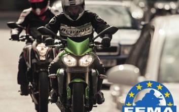 Πόσο ασφαλείς είναι οι μοτοσυκλετιστές στην Ευρώπη;