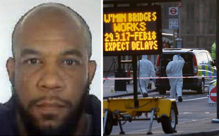 Αυτός είναι ο Χαλίντ Μασούντ που έσπειρε τον τρόμο στο Λονδίνο