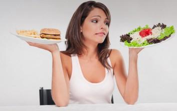 Τα τρία λάθη που κάνετε στη δίαιτα