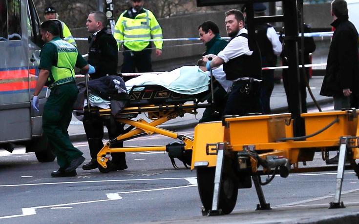 Στους πέντε οι νεκροί από την επίθεση στο Λονδίνο