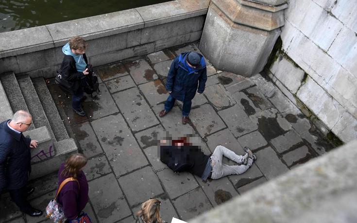 Συναγερμός στο Λονδίνο με δύο επιθέσεις και τραυματίες έξω από το Κοινοβούλιο