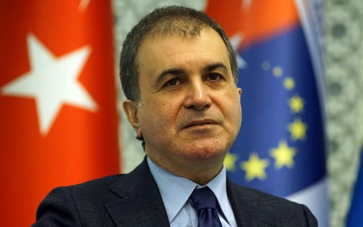 Υπεραμύνθηκε του νομικού πλαισίου της Τουρκίας ο Τσελίκ