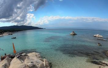 Θεσσαλονίκη και δυτική Χαλκιδική πλήττονται από τη διάβρωση των ακτών