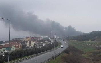 Συντριβή αεροσκάφους στην Τουρκία: Επτά νεκροί στρατιωτικοί