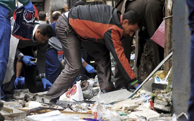 Για 47 νεκρούς κάνει λόγο εφημερίδα της Αιγύπτου