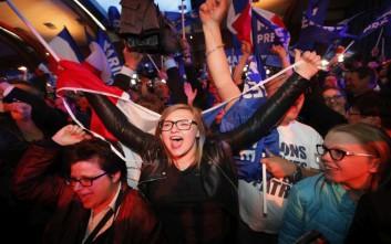 Οι Γάλλοι ψηφοφόροι ανάμεσα στους πιο πολωμένους της Ε.Ε.